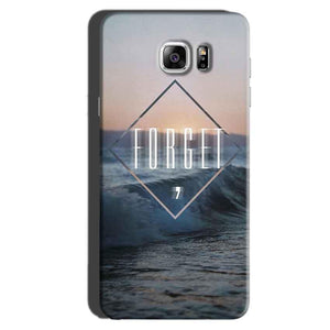 Samsung Galaxy Note 6 Mobile Covers Cases Forget Quote Something Different - Lowest Price - Paybydaddy.com