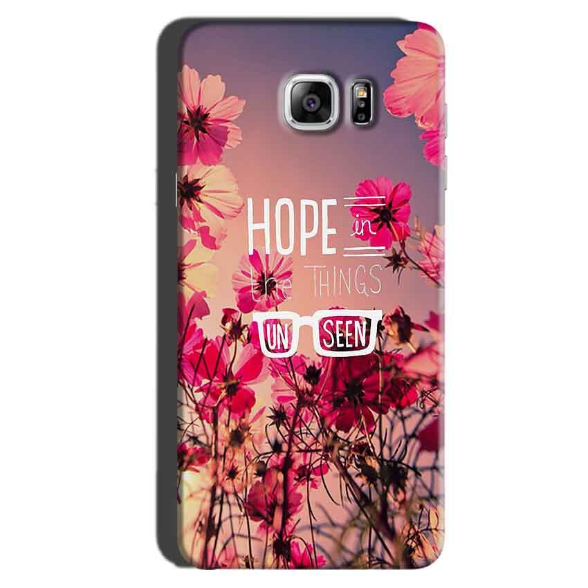 Samsung Galaxy Note 6 Mobile Covers Cases Hope in the Things Unseen- Lowest Price - Paybydaddy.com