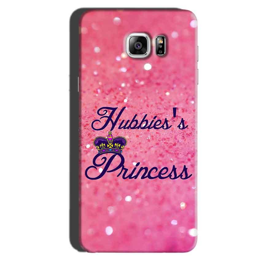 Samsung Galaxy Note 6 Mobile Covers Cases Hubbies Princess - Lowest Price - Paybydaddy.com