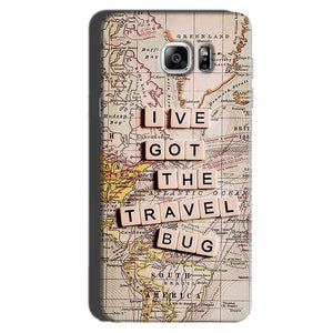 Samsung Galaxy Note 6 Mobile Covers Cases Live Travel Bug - Lowest Price - Paybydaddy.com