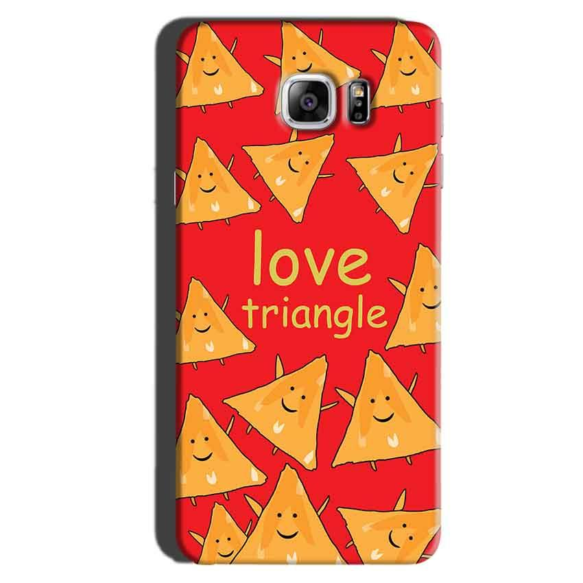 Samsung Galaxy Note 6 Mobile Covers Cases Love Triangle - Lowest Price - Paybydaddy.com