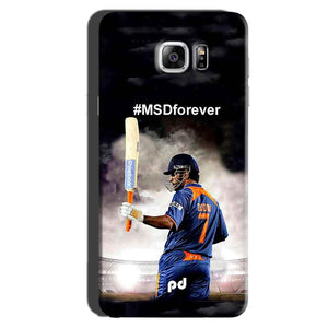 Samsung Galaxy Note 6 Mobile Covers Cases MS dhoni Forever - Lowest Price - Paybydaddy.com