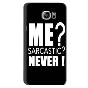 Samsung Galaxy Note 6 Mobile Covers Cases Me sarcastic - Lowest Price - Paybydaddy.com