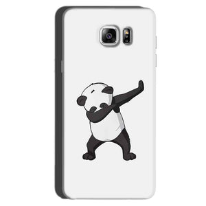 Samsung Galaxy Note 6 Mobile Covers Cases Panda Dab - Lowest Price - Paybydaddy.com