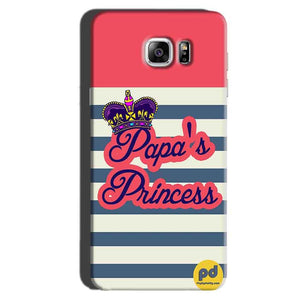 Samsung Galaxy Note 6 Mobile Covers Cases Papas Princess - Lowest Price - Paybydaddy.com