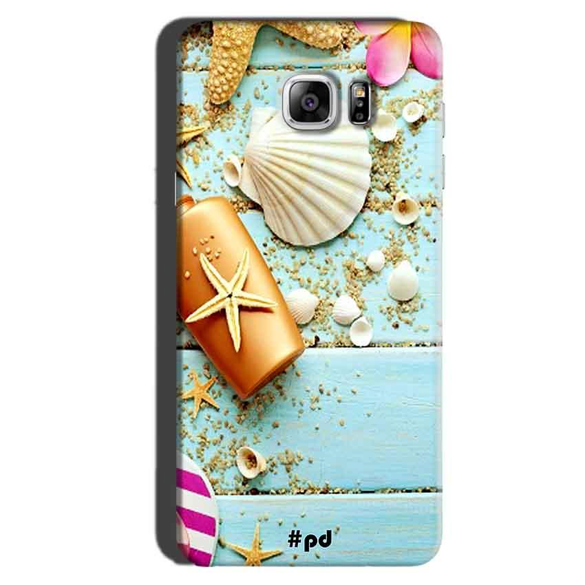Samsung Galaxy Note 6 Mobile Covers Cases Pearl Star Fish - Lowest Price - Paybydaddy.com