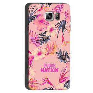 Samsung Galaxy Note 6 Mobile Covers Cases Pink nation - Lowest Price - Paybydaddy.com