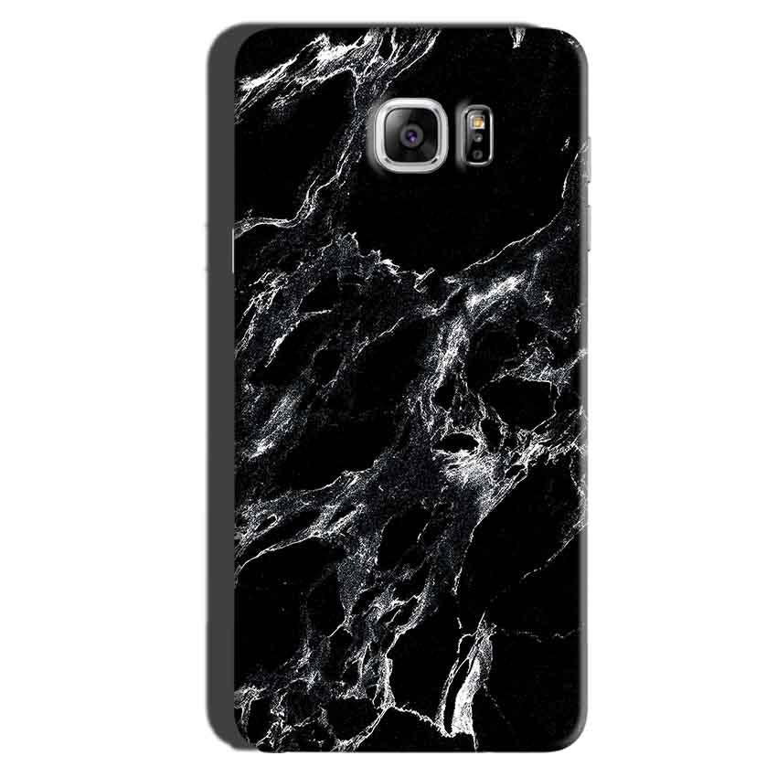 Samsung Galaxy Note 6 Mobile Covers Cases Pure Black Marble Texture - Lowest Price - Paybydaddy.com