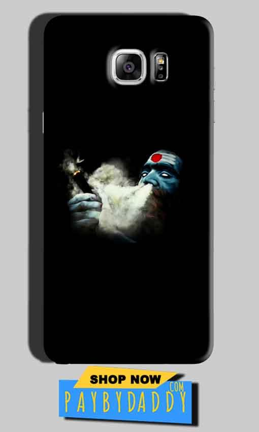 Samsung Galaxy Note 6 Mobile Covers Cases Shiva Aghori Smoking - Lowest Price - Paybydaddy.com