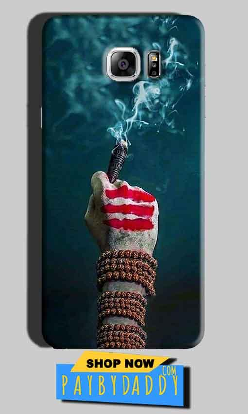 Samsung Galaxy Note 6 Mobile Covers Cases Shiva Hand With Clilam - Lowest Price - Paybydaddy.com