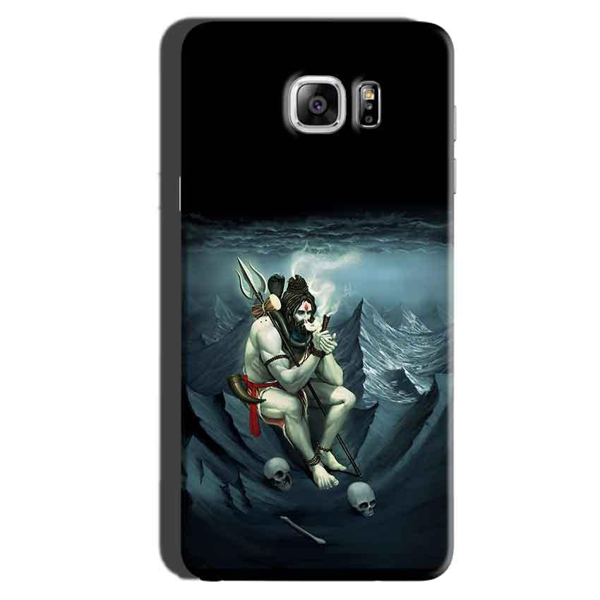 Samsung Galaxy Note 6 Mobile Covers Cases Shiva Smoking - Lowest Price - Paybydaddy.com