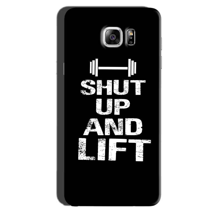 Samsung Galaxy Note 6 Mobile Covers Cases Shut Up And Lift - Lowest Price - Paybydaddy.com