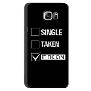 Samsung Galaxy Note 6 Mobile Covers Cases Single Taken At The Gym - Lowest Price - Paybydaddy.com