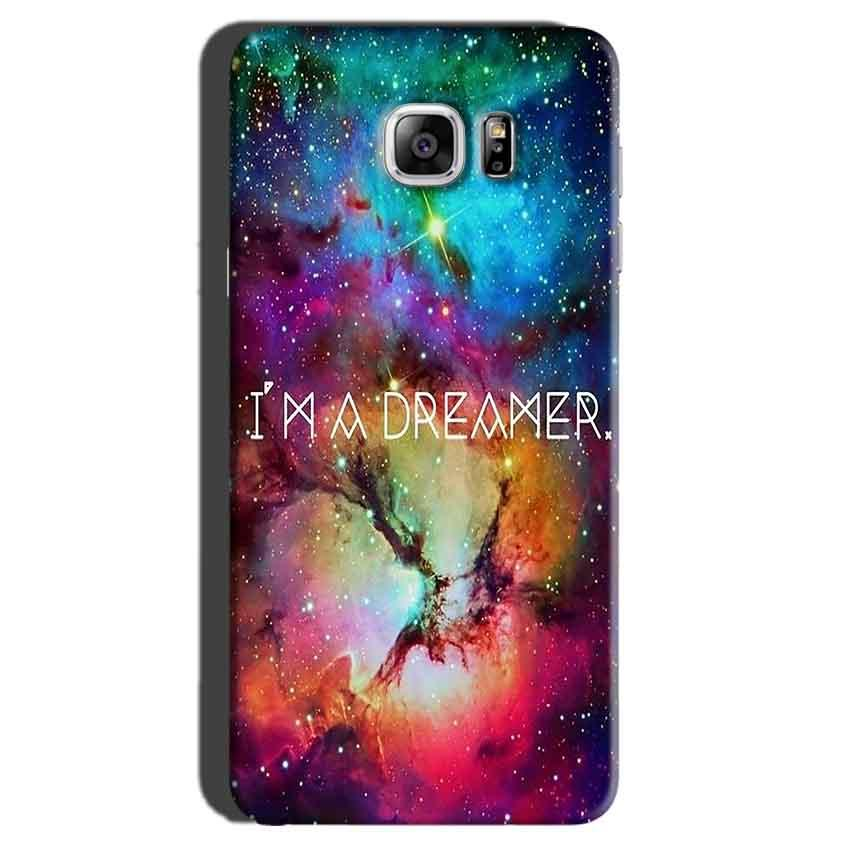 Samsung Galaxy Note 7 Mobile Covers Cases I am Dreamer - Lowest Price - Paybydaddy.com
