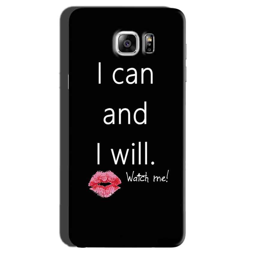 Samsung Galaxy Note 7 Mobile Covers Cases i can and i will Lips - Lowest Price - Paybydaddy.com