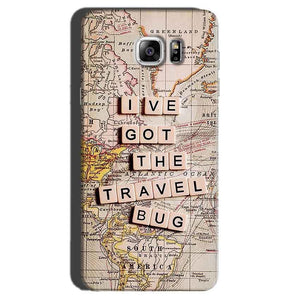 Samsung Galaxy Note 7 Mobile Covers Cases Live Travel Bug - Lowest Price - Paybydaddy.com