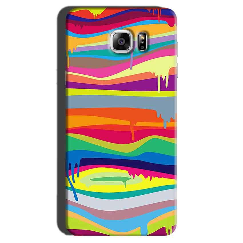 Samsung Galaxy Note 7 Mobile Covers Cases Melted colours - Lowest Price - Paybydaddy.com