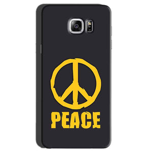 Samsung Galaxy Note 7 Mobile Covers Cases Peace Blue Yellow - Lowest Price - Paybydaddy.com