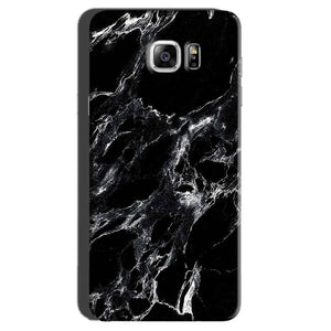 Samsung Galaxy Note 7 Mobile Covers Cases Pure Black Marble Texture - Lowest Price - Paybydaddy.com