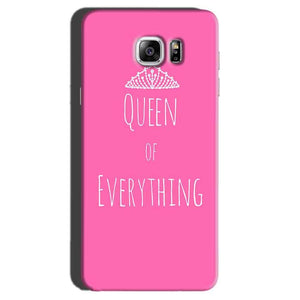 Samsung Galaxy Note 7 Mobile Covers Cases Queen Of Everything Pink White - Lowest Price - Paybydaddy.com