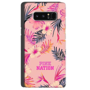 Samsung Galaxy Note 8 Mobile Covers Cases Pink nation - Lowest Price - Paybydaddy.com