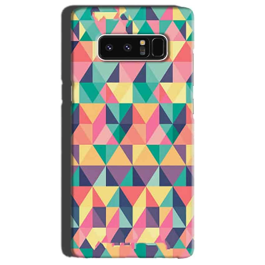 Samsung Galaxy Note 8 Mobile Covers Cases Prisma coloured design - Lowest Price - Paybydaddy.com