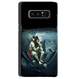 Samsung Galaxy Note 8 Mobile Covers Cases Shiva Smoking - Lowest Price - Paybydaddy.com