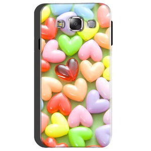 Samsung Galaxy On5 Mobile Covers Cases Heart in Candy - Lowest Price - Paybydaddy.com