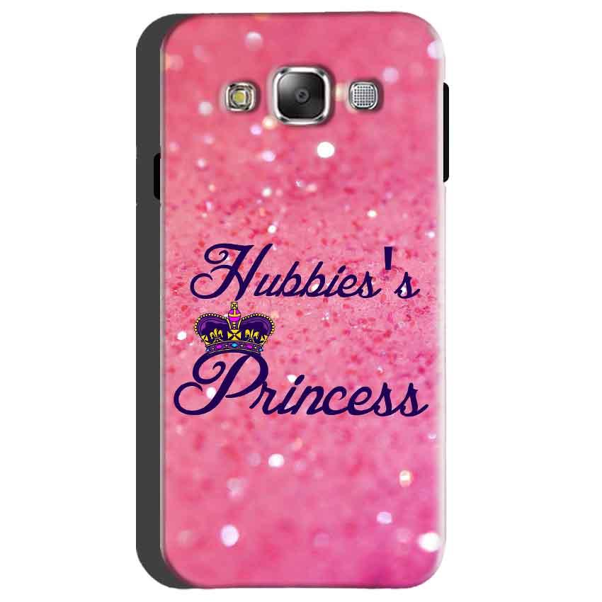 Samsung Galaxy On5 Mobile Covers Cases Hubbies Princess - Lowest Price - Paybydaddy.com