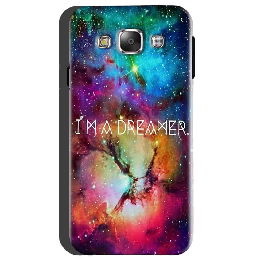 Samsung Galaxy On5 Mobile Covers Cases I am Dreamer - Lowest Price - Paybydaddy.com