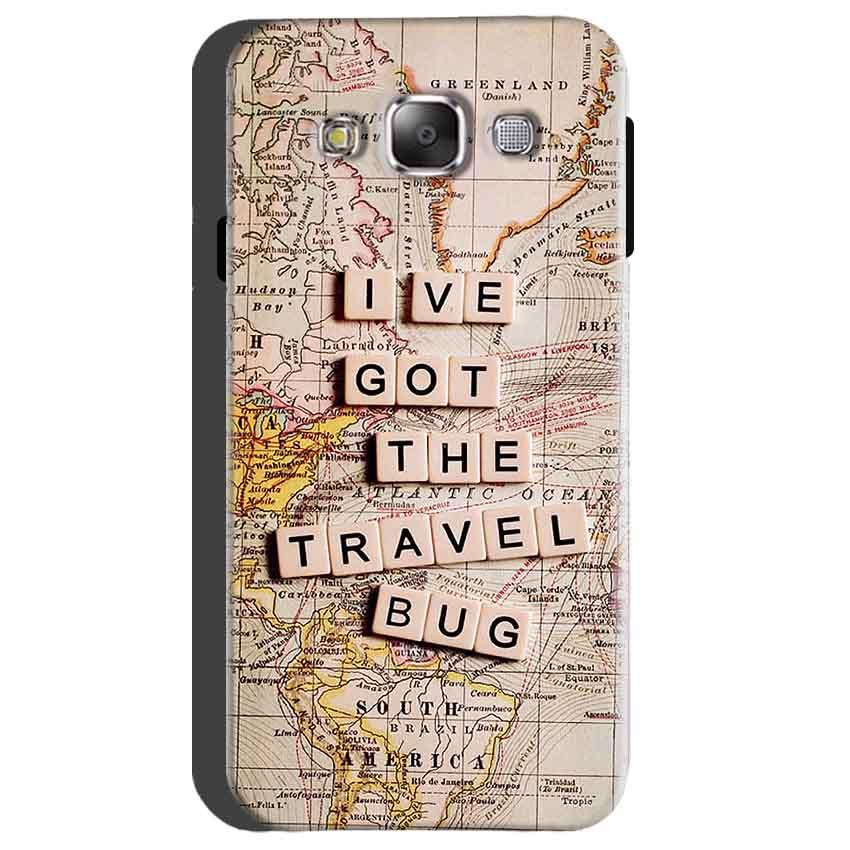 Samsung Galaxy On5 Mobile Covers Cases Live Travel Bug - Lowest Price - Paybydaddy.com