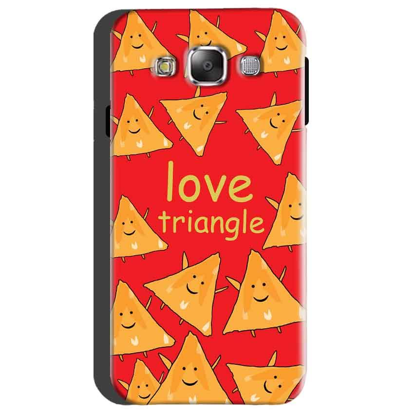 Samsung Galaxy On5 Mobile Covers Cases Love Triangle - Lowest Price - Paybydaddy.com