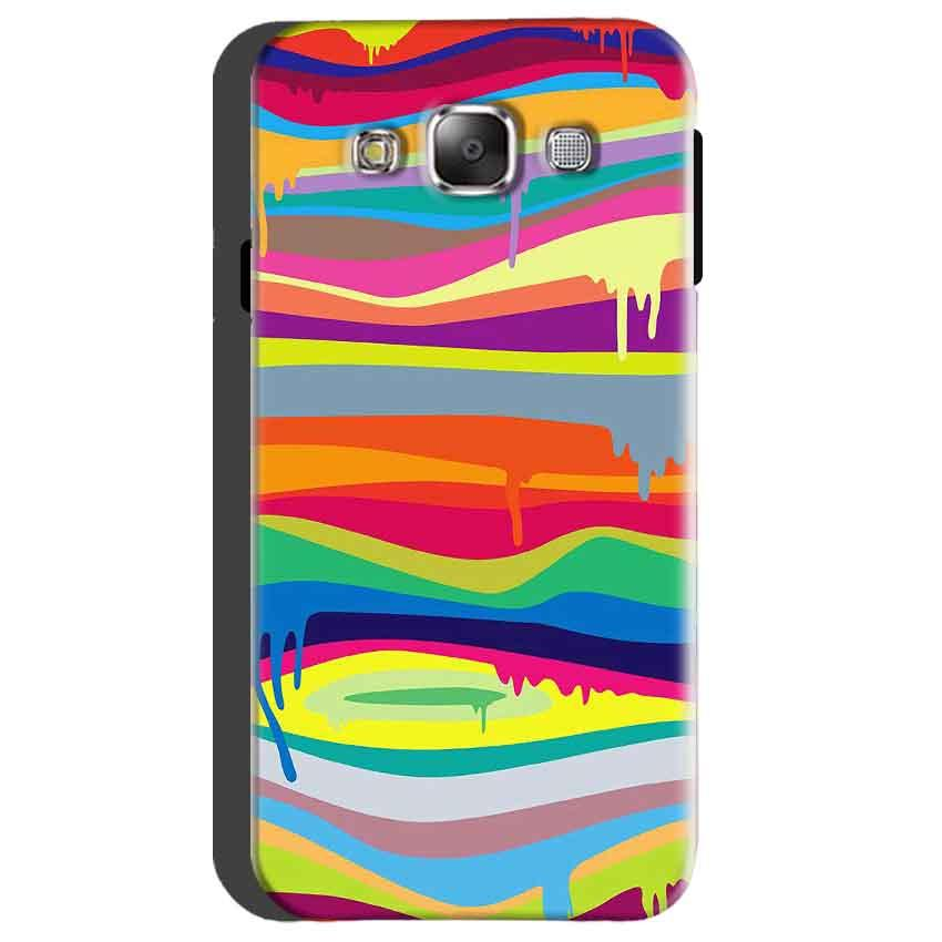 Samsung Galaxy On5 Mobile Covers Cases Melted colours - Lowest Price - Paybydaddy.com