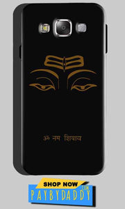 Samsung Galaxy On5 Mobile Covers Cases Om Namaha Gold Black - Lowest Price - Paybydaddy.com