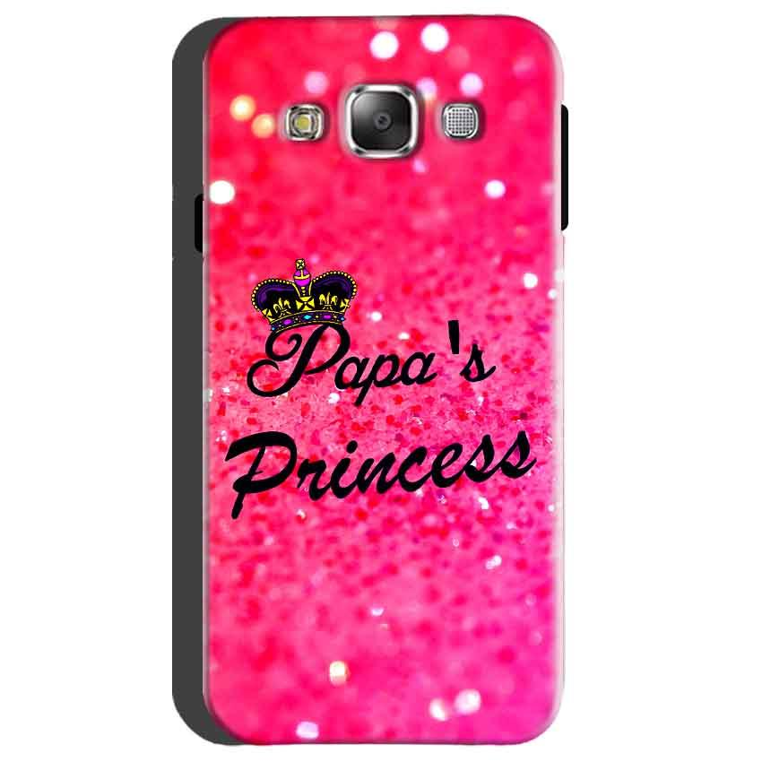 Samsung Galaxy On5 Mobile Covers Cases PAPA PRINCESS - Lowest Price - Paybydaddy.com