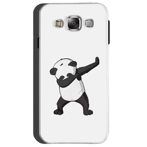 Samsung Galaxy On5 Mobile Covers Cases Panda Dab - Lowest Price - Paybydaddy.com