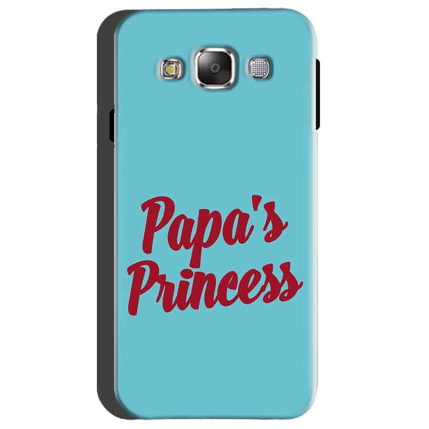 Samsung Galaxy On5 Mobile Covers Cases Papas Princess - Lowest Price - Paybydaddy.com
