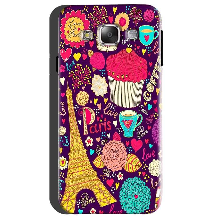 Samsung Galaxy On5 Mobile Covers Cases Paris Sweet love - Lowest Price - Paybydaddy.com