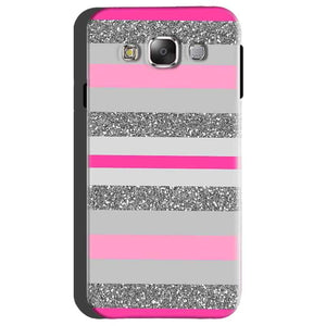 Samsung Galaxy On5 Mobile Covers Cases Pink colour pattern - Lowest Price - Paybydaddy.com