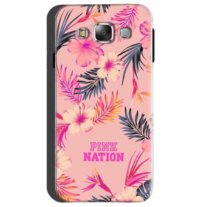 Samsung Galaxy On5 Mobile Covers Cases Pink nation - Lowest Price - Paybydaddy.com