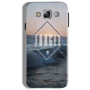 Samsung Galaxy On5 Pro Mobile Covers Cases Forget Quote Something Different - Lowest Price - Paybydaddy.com