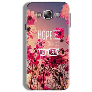 Samsung Galaxy On5 Pro Mobile Covers Cases Hope in the Things Unseen- Lowest Price - Paybydaddy.com