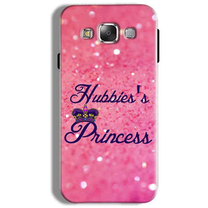 Samsung Galaxy On5 Pro Mobile Covers Cases Hubbies Princess - Lowest Price - Paybydaddy.com