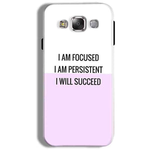 Samsung Galaxy On5 Pro Mobile Covers Cases I am Focused - Lowest Price - Paybydaddy.com