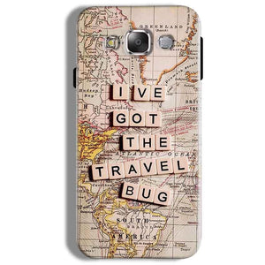 Samsung Galaxy On5 Pro Mobile Covers Cases Live Travel Bug - Lowest Price - Paybydaddy.com