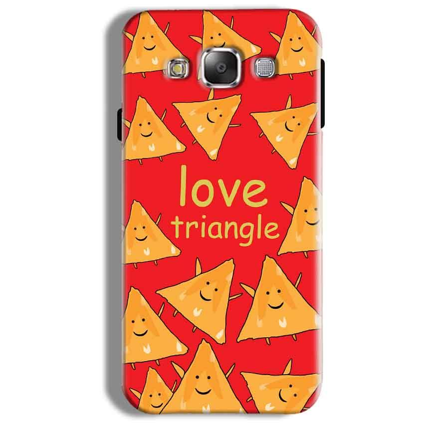 Samsung Galaxy On5 Pro Mobile Covers Cases Love Triangle - Lowest Price - Paybydaddy.com