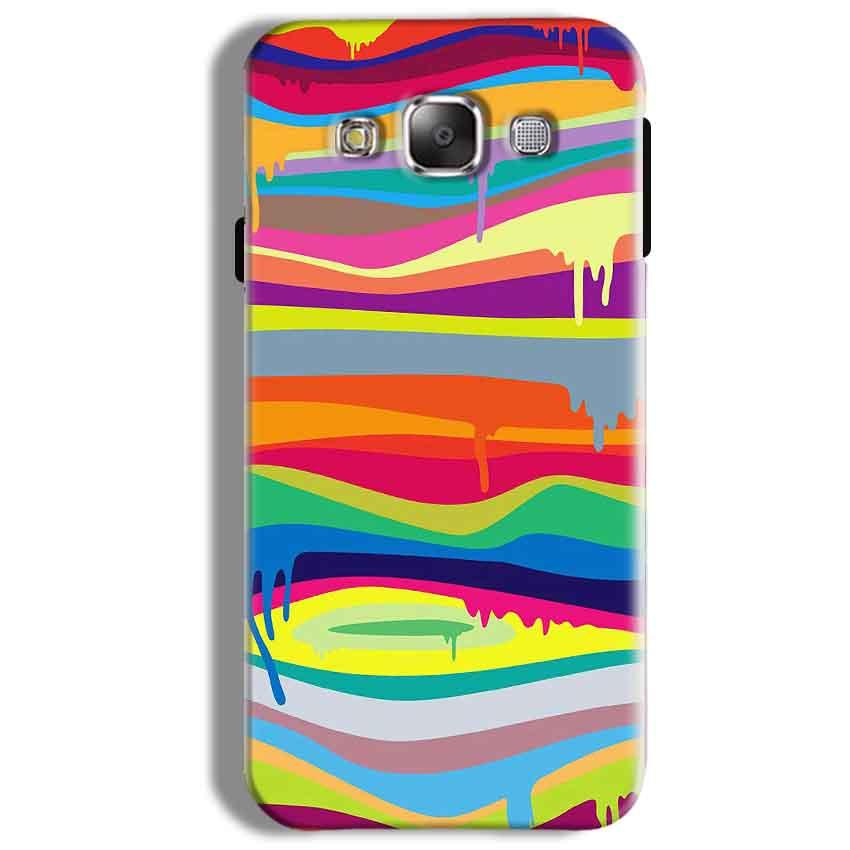 Samsung Galaxy On5 Pro Mobile Covers Cases Melted colours - Lowest Price - Paybydaddy.com