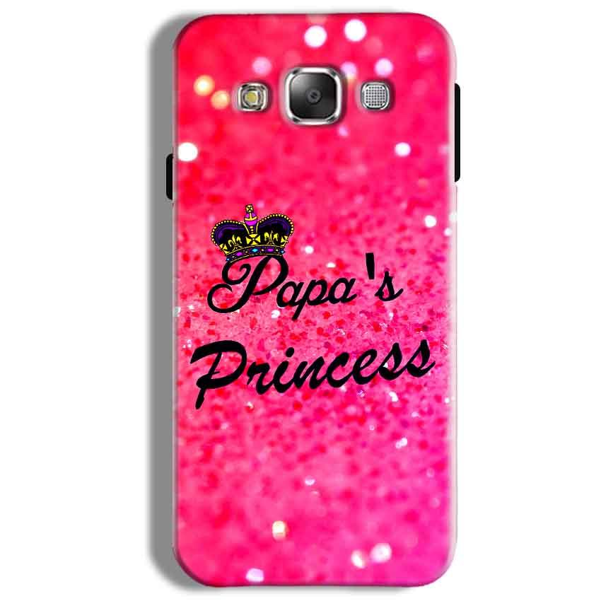 Samsung Galaxy On5 Pro Mobile Covers Cases PAPA PRINCESS - Lowest Price - Paybydaddy.com