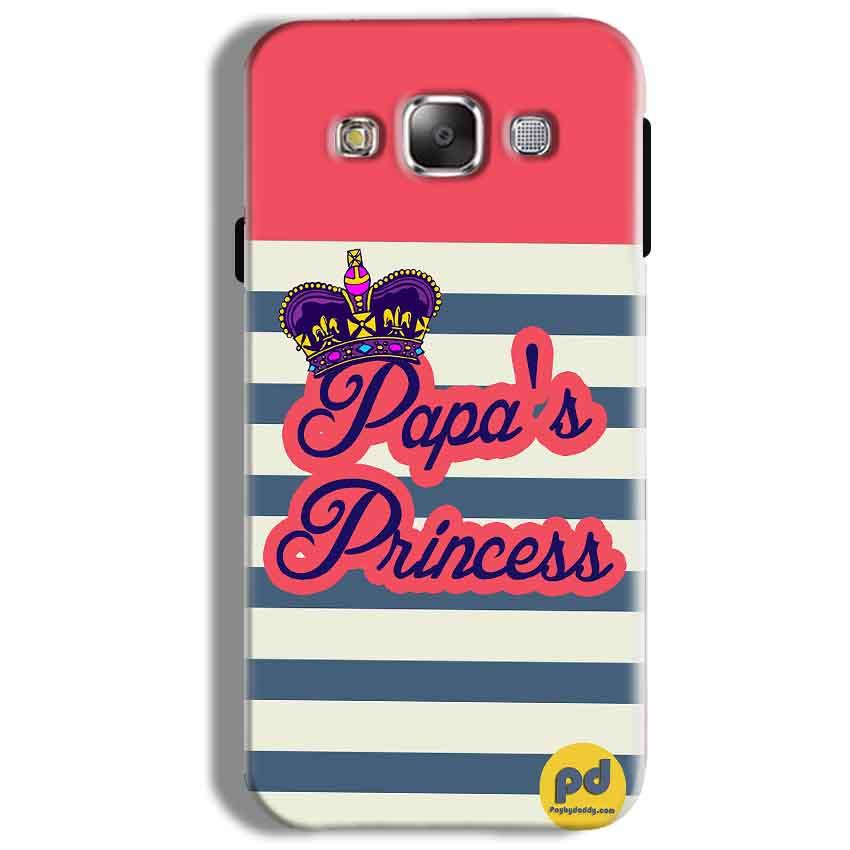 Samsung Galaxy On5 Pro Mobile Covers Cases Papas Princess - Lowest Price - Paybydaddy.com