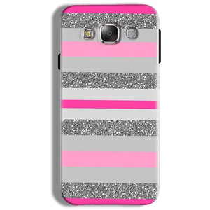 Samsung Galaxy On5 Pro Mobile Covers Cases Pink colour pattern - Lowest Price - Paybydaddy.com